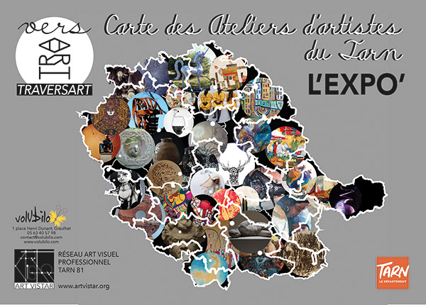 Exposition Travers'Art à Albi