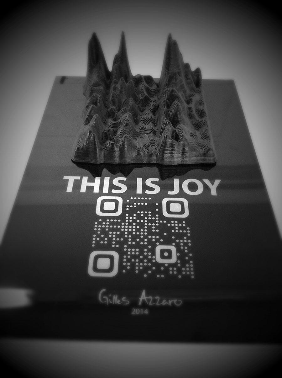 Gilles Azzaro - Joy