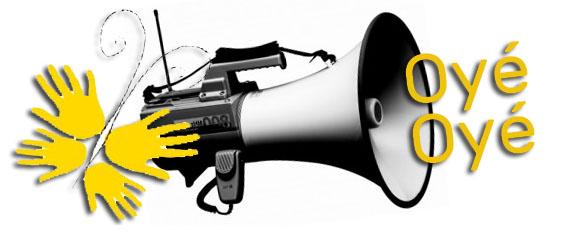 Suivez-nous, soutenez l'association, Adhérez :-)