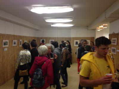 Galerie Ephémère - Chris Pons et Karine Sancerry