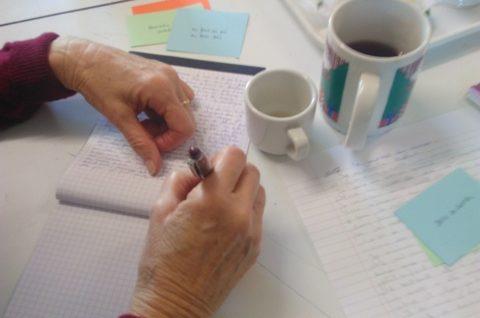 Atelier d'écriture thématique
