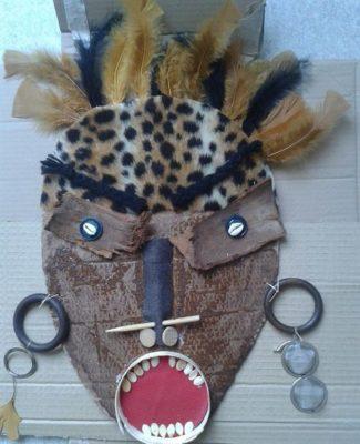 Masques Récup