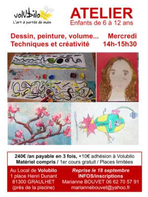 Atelier 2019-2020