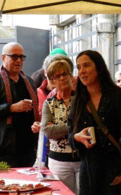 Vernissage avec Mika Lopez, Claude Albouy